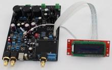 Assembled AK4495SEQ+AK4118+AD827 DAC decoder board