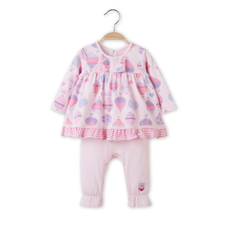 Spring and autumn romper 100% cotton newborn baby girl  romper air conditioning romper one piece dress<br><br>Aliexpress
