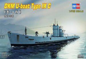 ship toy hobby 1/700 scale WARSHIP DKM U-BOAT type IX C World War II German submarine assembly ship model kit(China (Mainland))