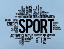 Wandaufkleber Gym Sport Angebot
