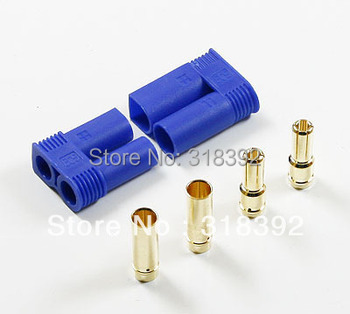 Ec5 male and female 5mm banana plug with plastic Protective sleeve protector with low shipping fee helikopter