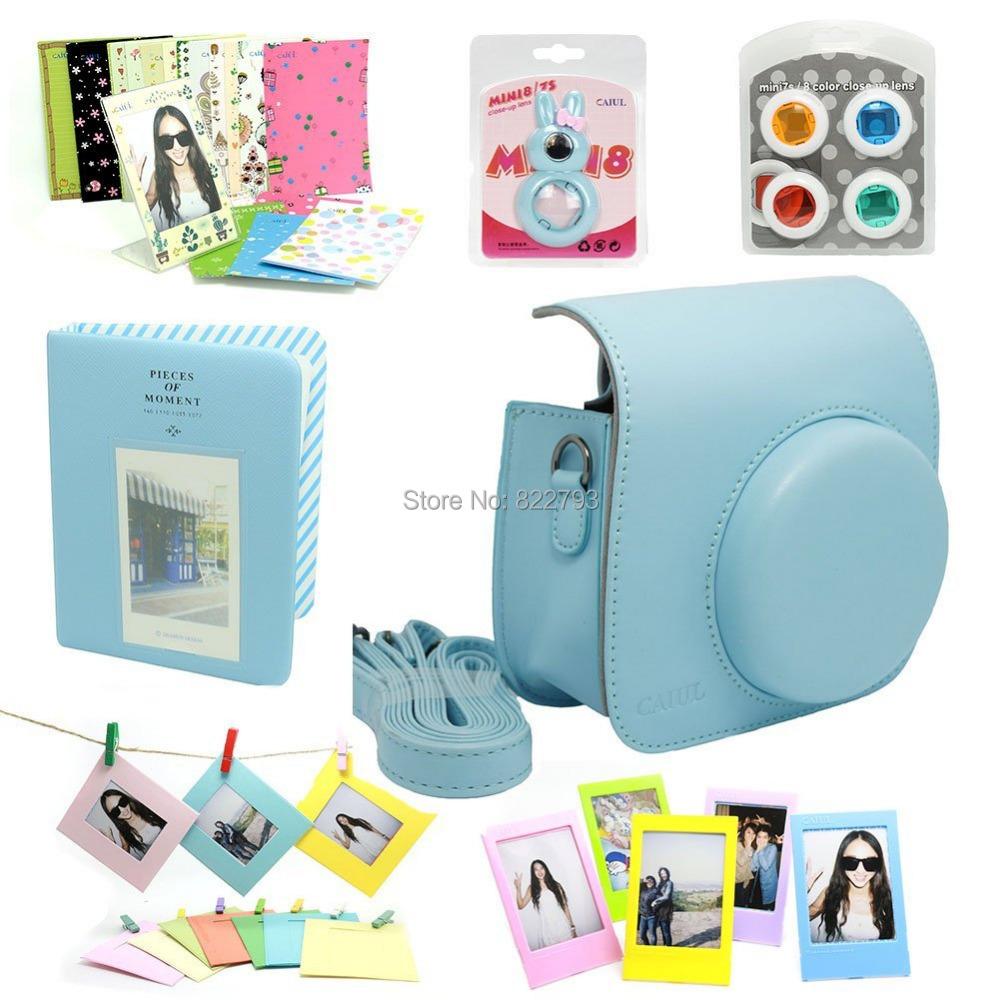 Fujifilm Instax Mini 8 Instant Camera Accessory Bundles Set - Fashion gift accessories store