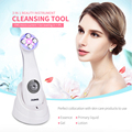 CkeyiN LED Photon Skin Rejuvenation EMS Mesotherapy Electroporation RF Skin Care Beauty Device Face Lift Tighten