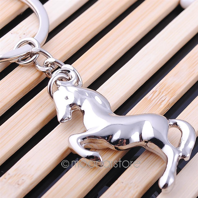 2016 Cute Unique Creative Toilet, Pig, Dice, Horse, F1 Racing Car, Fish Key Ring, Glossy Alloy Key Chain(China (Mainland))