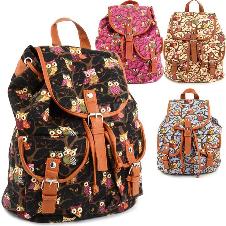 Shoulder Book Bag Pattern 81