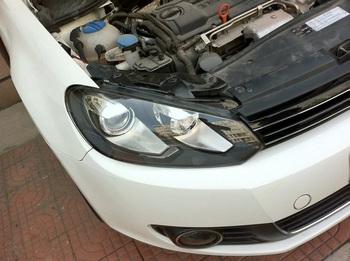 2010-2012 V.W. Golf 6 GTI  Headlights Assembly