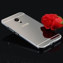 Buy Hot Sale PC & Metal Hard Mirror Cover For Meizu MX5 Pro5 Pro6 M3S Metal M1 Note / M2 Note / M3 Note / M2 Mini Phone Cases for $3.44 in AliExpress store