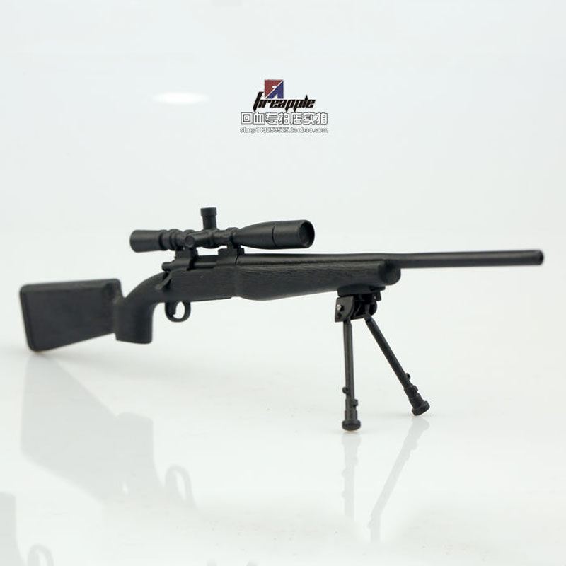 """1/6 Scale M40 Sniper Rifle Soldier Weapon Gun Model Toys For 12"""" Action Figure Accessory Collections(China (Mainland))"""