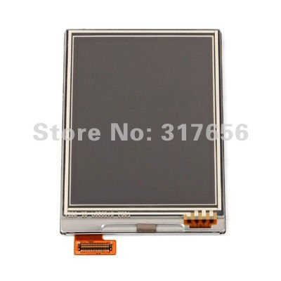 Safe shipping,LCD + Touch Screen Glass Digitizer for HTC 8925 / P4550 Kaiser / T-Mobile MDA Vario III / Orange & HTC TyTN I,(China (Mainland))