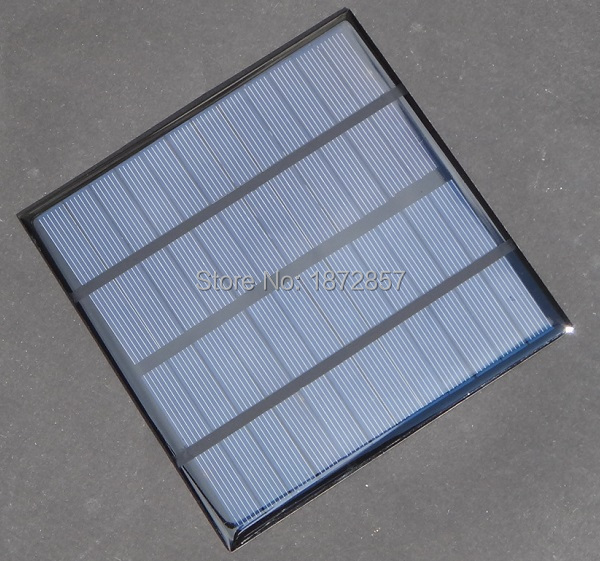 Wholesale 3W 12V Solar Cell Polycrystalline Solar Panel DIY Panel Solar Power Battery Charger 145*145*3MM10pcs/lot Free Shipping(China (Mainland))