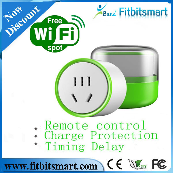 2015 New Mini Wireless Smart Wifi plug Pro Smart Socket for Home Smartphone Remote Control Power Switch by Using Phone App(China (Mainland))
