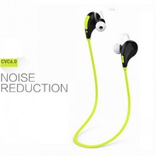 100% Original Bluetooth QCY QY7 Bluetooth Headphone Wireless Sport Running Headphone Studio Music Headset with Microphone