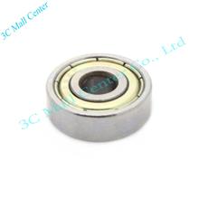 free shipping 50PCS/LOT 624 624Z 624ZZ ball bearing 4*13*5 mm chrome steel bearing