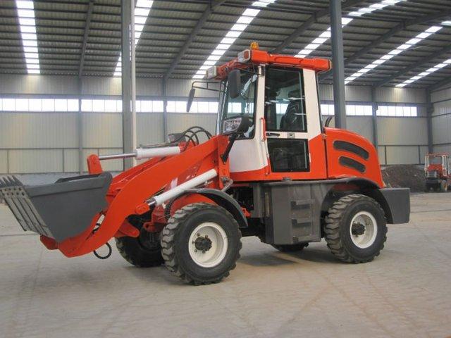 ZL10 wheel loader ce for sale