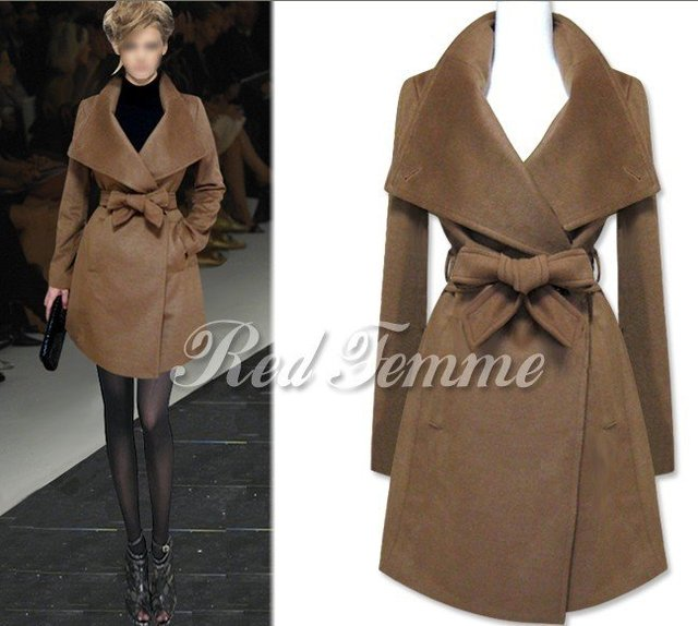 2012 FREE SHIPPING FASHION WOMAN'S HOT SALE COATS, WINTER FASHION WOOLEN COAT ,WINTER JACKETS,OUTERWEAR