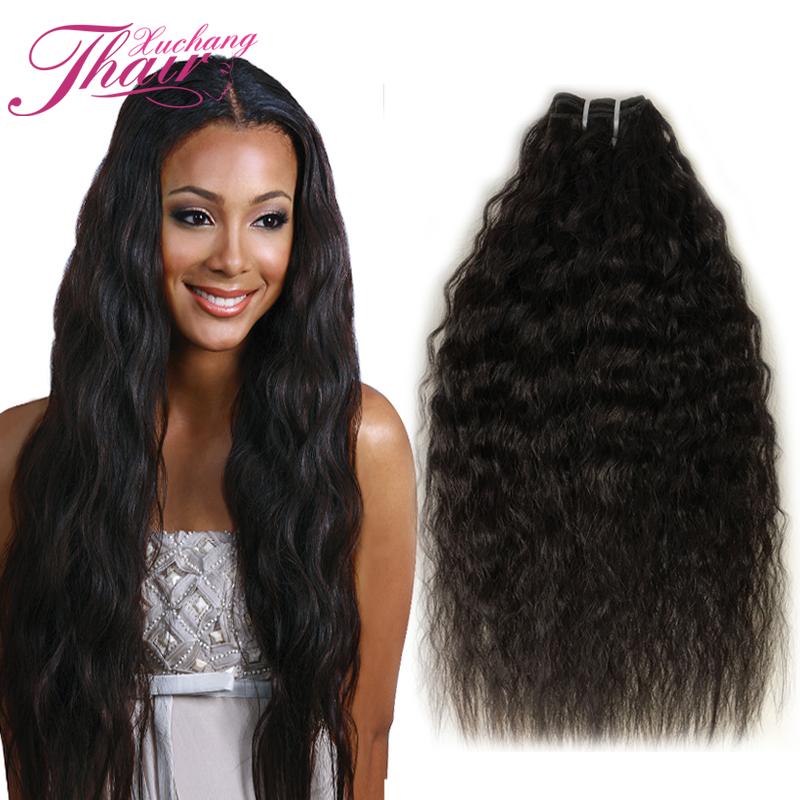 Brazilian Virgin Hair Super Wave Weave Cheap Brazilian Hair 3 Pcs Lot Free Shipping Body Wave Wavy 100g Cexxy Human Hair Bundles<br><br>Aliexpress