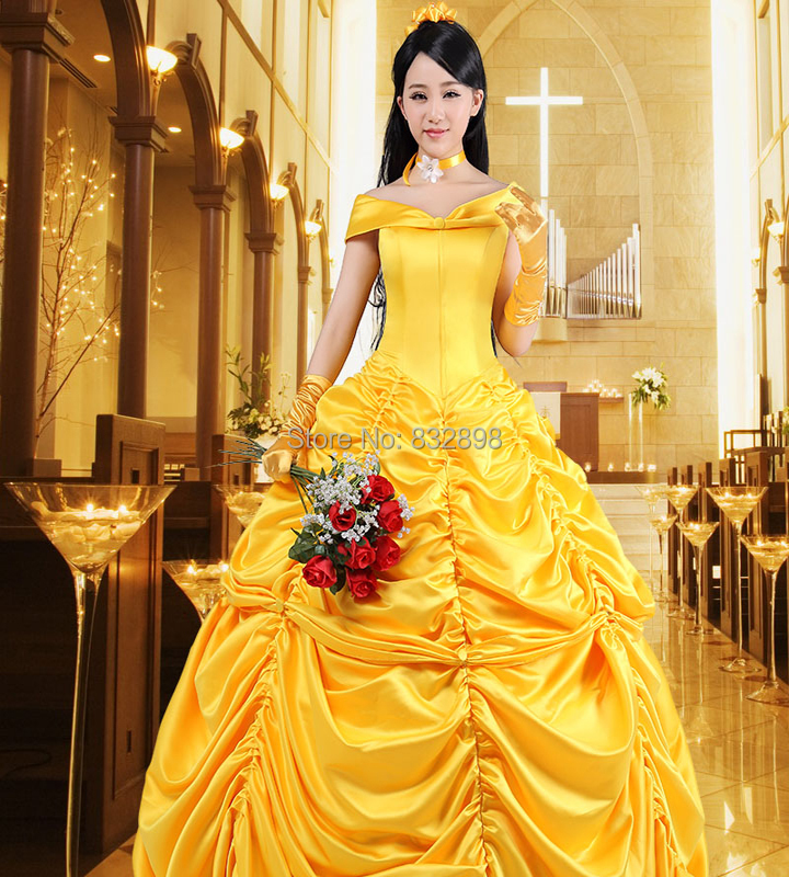 top sale party prom dress yellow wedding dresses adult ForYellow Wedding Dresses For Sale