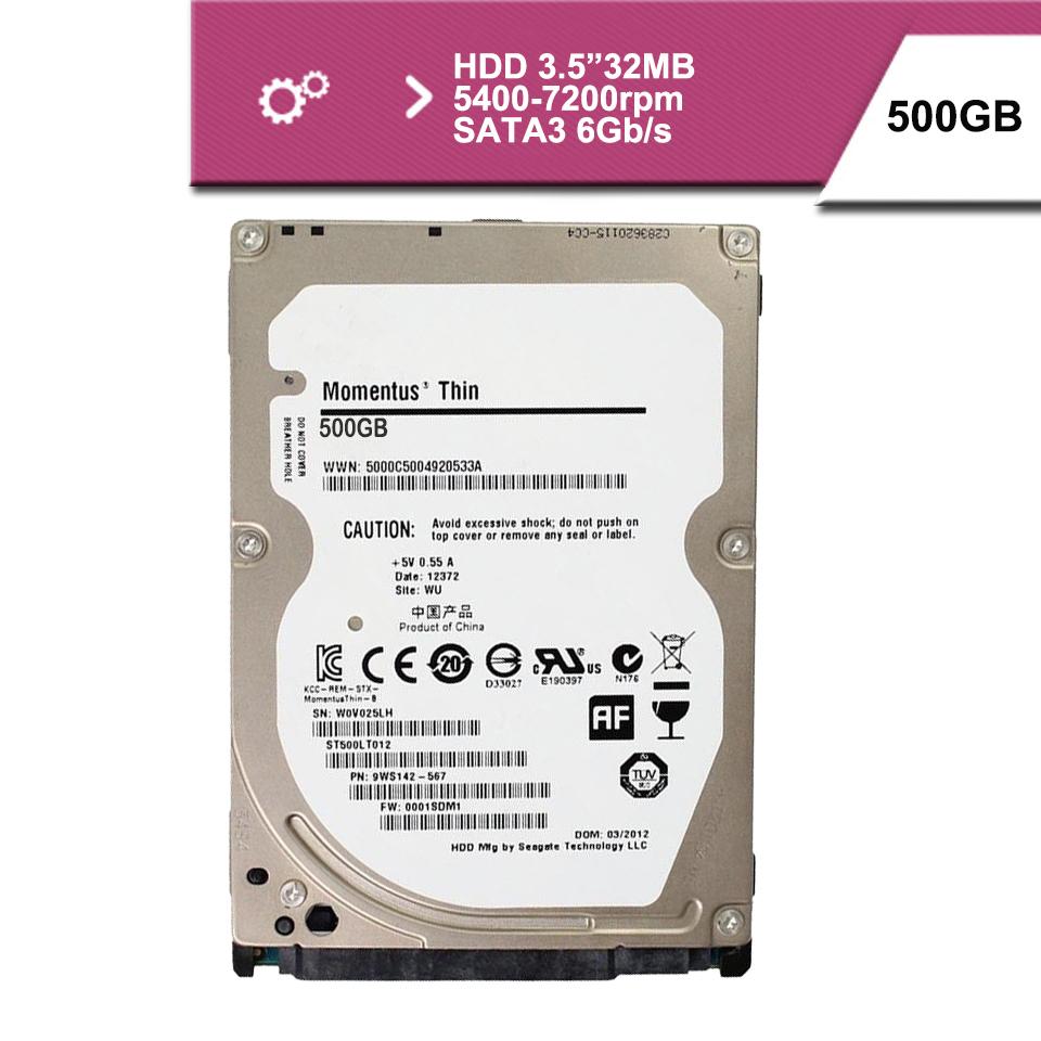 """New seal 2.5 """"500GB sata3 6GB/s notebook hdd hard disk drive 32mb 5400rpm(China (Mainland))"""