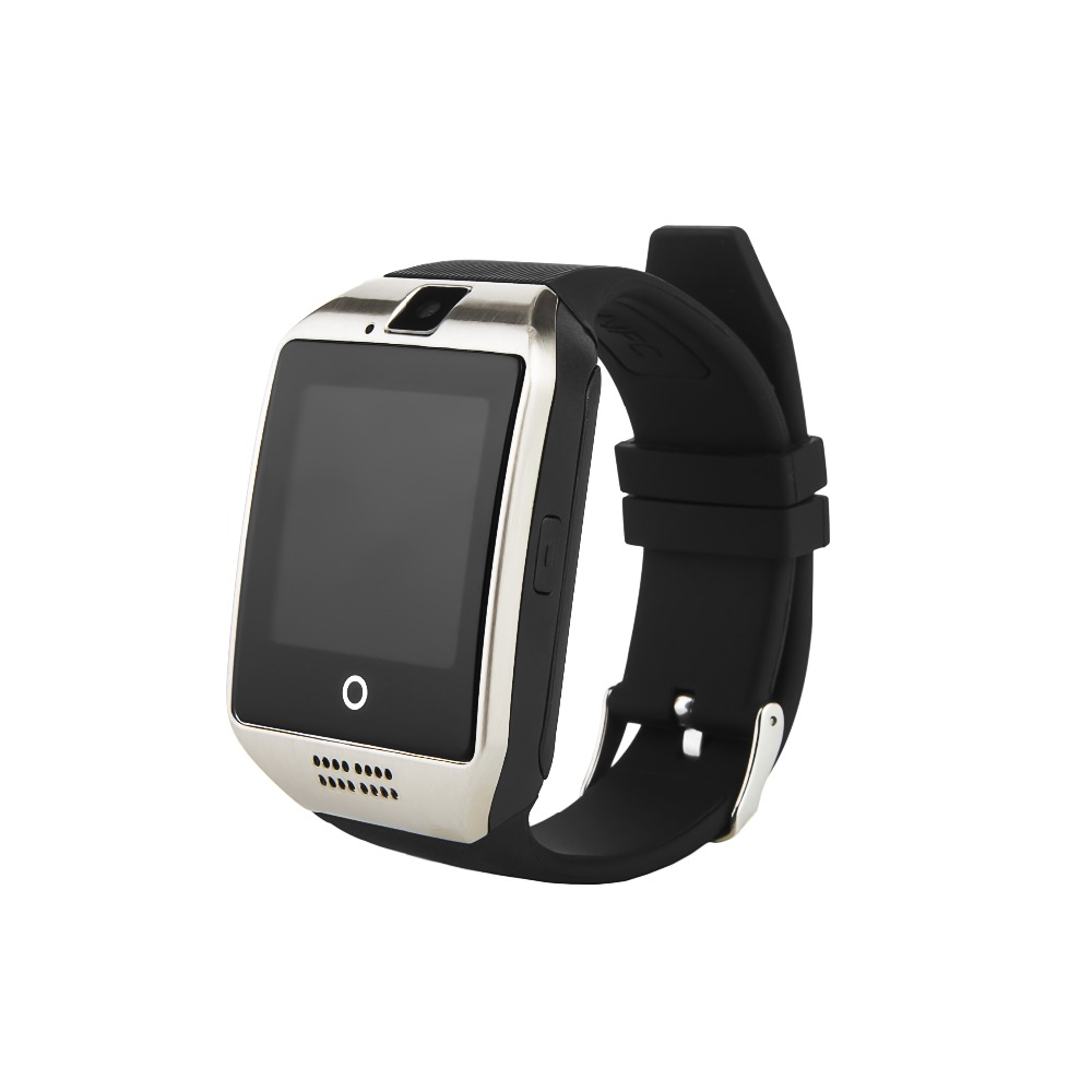 2016 Q18 Smart Watch with SIM TF Card Video Camera Smartwatches for IOS Apple Sumsung xiaomi Android phone PK F69 U8 GT08 DZ09(China (Mainland))