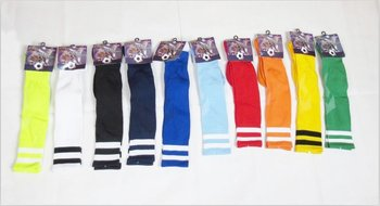 Soccer Socks Football Socks Pair Mens Size Cotton Game Stocking Brand New Football Outfit