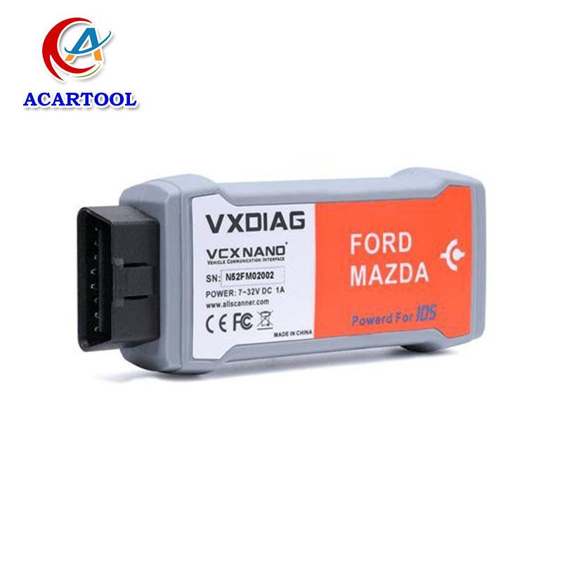 Original Allscanner VXDIAG for FORD VCM IDS Support function for vcm ids mazda ids vxdiag ford Latest version v95 Free Shipping(China (Mainland))