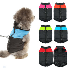 Buy Waterproof Warm Pet Dog Puppy Vest Jacket Chihuahua Clothing Warm Winter Dog Clothes Coat Small Medium Large Dog Cat Clothes for $4.05 in AliExpress store