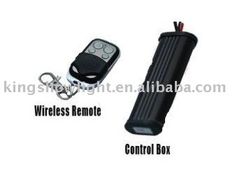 LED single color  RF remote controller with 4-key wholesale and retails