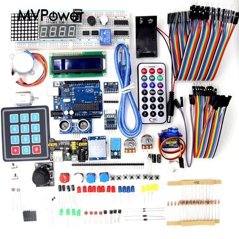SainSmart Starter Kit RFID Master With Motor Relay