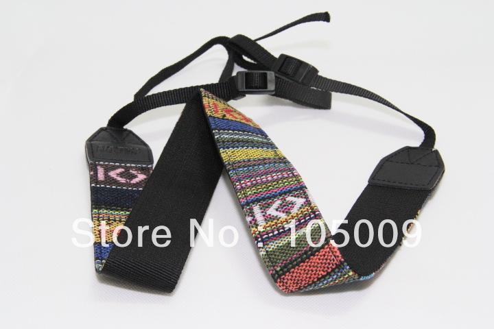 camera Neck/Shoulder Strap belt Canon Nikon Pentax Sony Olympus DSLR - haowanshop store