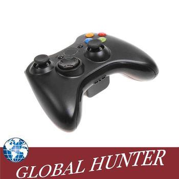 Wireless Controller for XBox 360 wireless Joypad black& white, Dropshipping,Free Shipping Wholesale