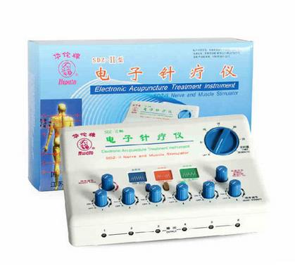 Фотография Household HuaTuo / Hwato SDZ-II Electronic Acupuncture Stimulator 6 Channels Outputs Nerve and Muscle Healthcare Massager