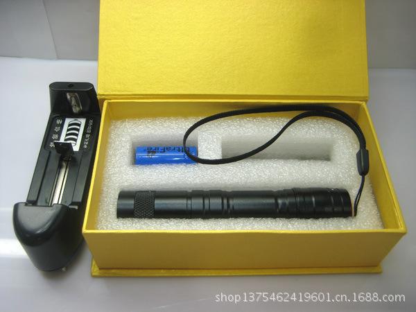 851 starry laser pen laser pen 2000mw green light laser pen jiefu light(China (Mainland))