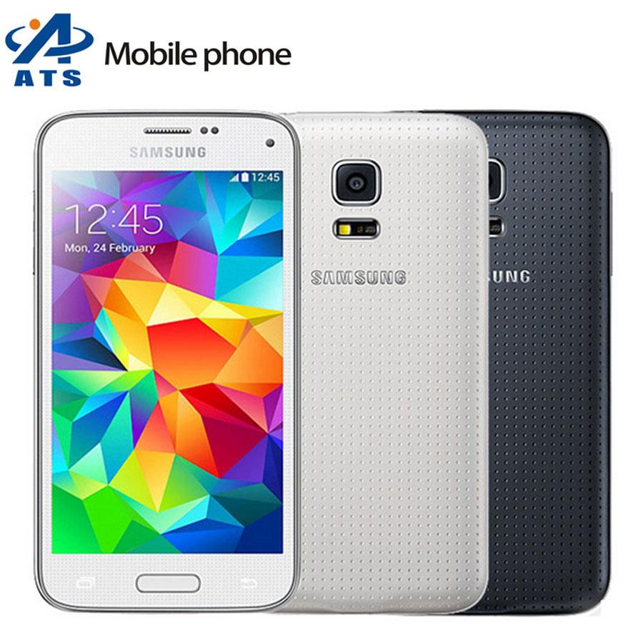 "Original Samsung Galaxy S5 mini G800F Mobile Phone Quad Core 8.0MP Camera 4.5"" Touch Screen 16GB ROM s5 mini cell phone(China (Mainland))"