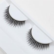 1 pair with thick false eyelashes fashion beauty Eyelash
