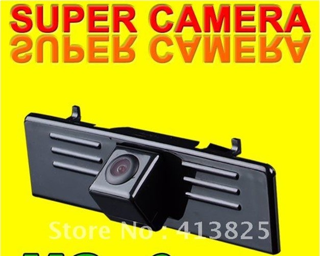 Car rear view Camera for MG6 reverse back up parking car camera for GPS DVBT radio waterproof fully NTSC form(China (Mainland))
