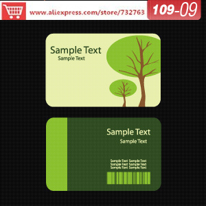 0109-09 business card template for shimmer cardstock business card styles printing cards<br><br>Aliexpress