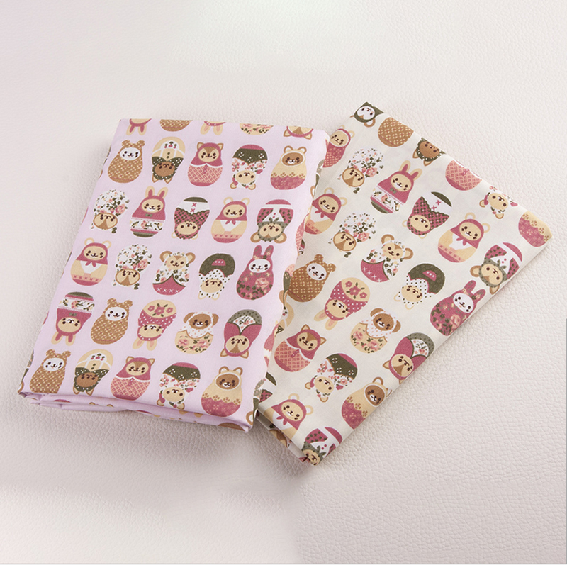 Buy by yard cartoon series cotton fabrics for Cotton fabric for children s clothes