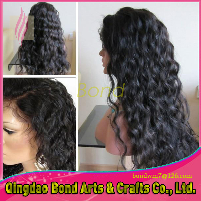 Фотография 7A Glueless Lace hair Wigs For Black Woman Brazilian hair Body Wave Wigs Lace Front Wigs With Baby Hair