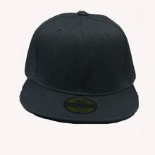 062920 Amazing Casual Men Women Black Snapback Hats Unisex Hip-Hop Adjustable Baseball Cap Free Shipping