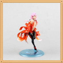 Sexy 20cm Guilty Crown Inori Yuzuriha Model 1/8 Scale Action Figures PVC brinquedos Collection Figures toys for christmas gift