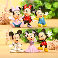 Anime Mouse Marriage Couple PVC Action Figure Collection Model Toys Kids Toys mickey Figurine Action Figure