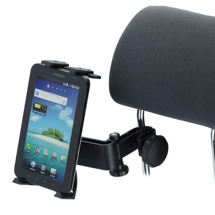 """Wholesale 7""""-10.1"""" Tablet PC Car Seat Headrest Mount Stand Holder For iPad 2 3 4 Mini Air 2 For Samsung Tab For Asus GPS Xiaomi(China (Mainland))"""