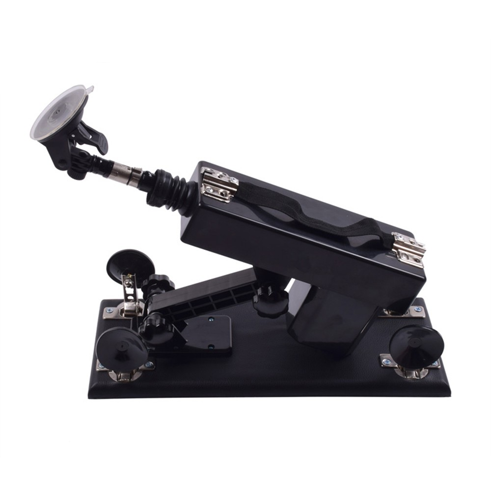 Hismith-Sex-machine-attachment-dildo-holder-Suitable-for-Suction-Cup-Dildos-180-degree-Adjust-multi-function (2)