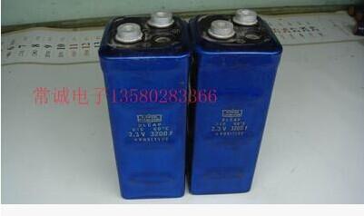 Free shipping 2.3V 3200F capacitor car audio capacitor capacitors super capacitor supercapacitor Low temperature start KINGBOX(China (Mainland))