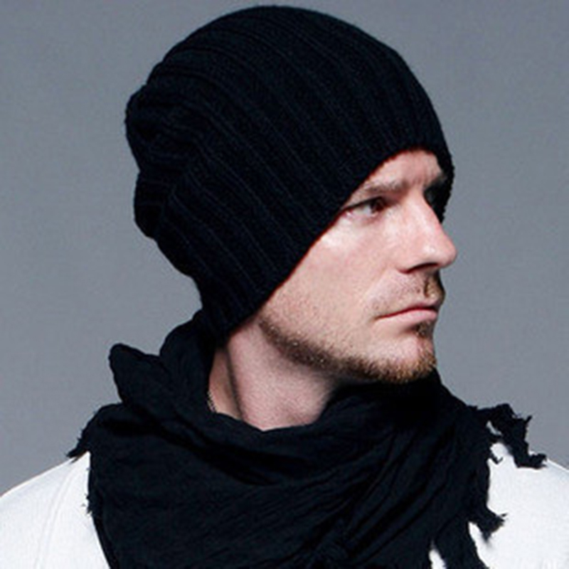 Beckham Same Style Fashion Beanies Men Women s Hat Winter Autumn Warm Knitted Hats Casual Caps