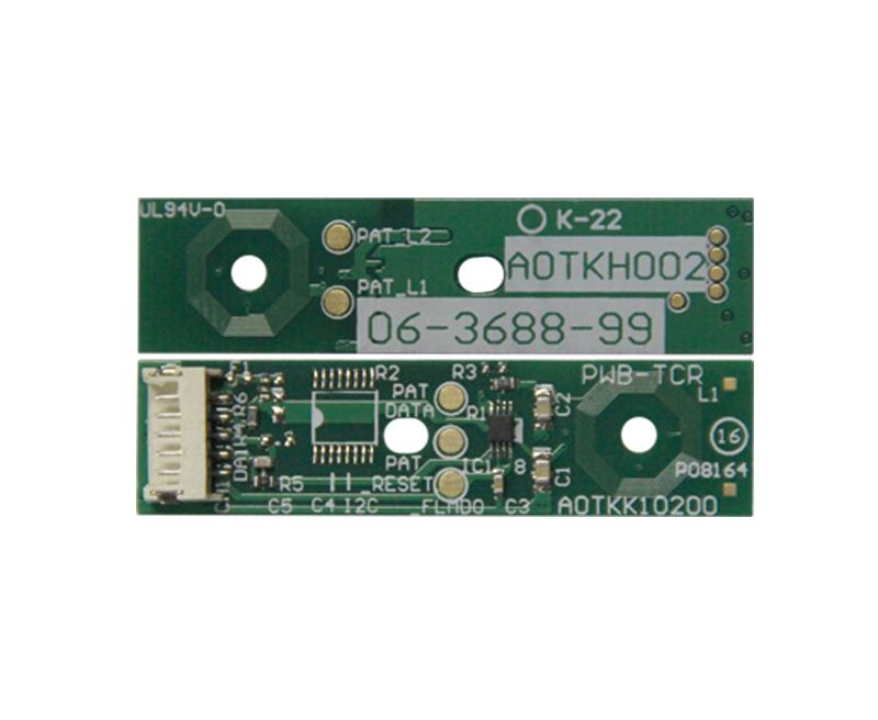 For minolta C220,C280,C360 developing units chip,developer chip for Minolta color C220(China (Mainland))