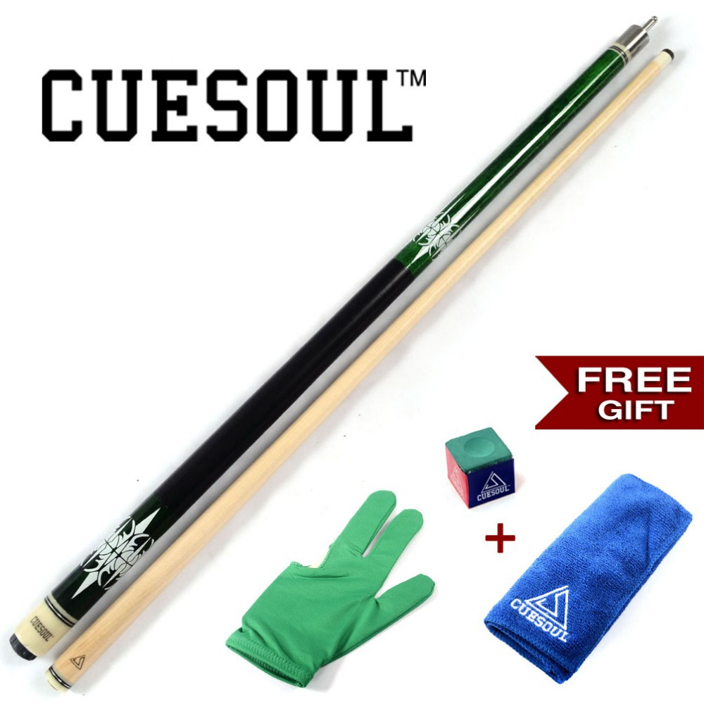 Free Gift for Glove+ Chalk+ Cue Clean Towel By CUESOUL Pool Cue Stick Billiard Cue Cue<br><br>Aliexpress