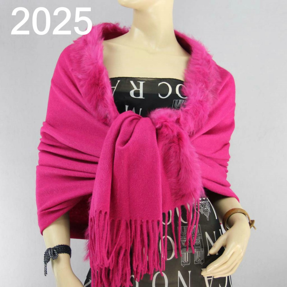 Cashmere wool Scarf_2025_1