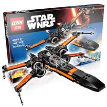 74Bela 05004 New Star Wars Poe's X-Wing Fighter Model Building Blocks Minifigure Educational Kits Toys Compatible Lego - Baby Rhythm store