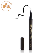 1Pcs Brand EFU Hot selling Black eye liner Cosmetics Makeup Not Dizzy Waterproof Liquid Eyeliner Pencil #7093
